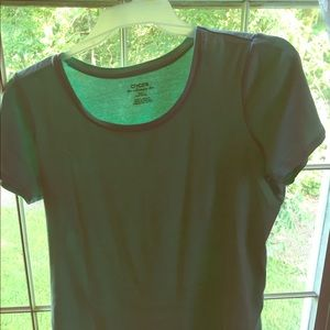 Used Chico women's shirt size 2 color green